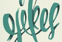 Typography / by Happy Go Lucky Creations