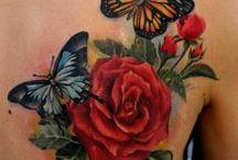 tattoos  / by Renee Bekkelund