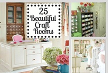 Craft Room / by Tanya Macpherson