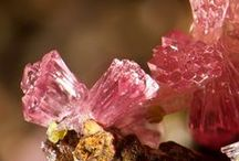 NATURE: Minerals, Gems & Crystals / Crystals, rocks, gemstones, and minerals that 'rock' my world :) / by Lilly Calandrello
