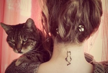 tattoo's & other things I need.. / by Heather Wilson