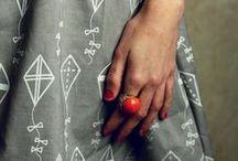 Fabric I love / by Jess Abbott > Sewing Rabbit