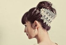 Hairstyle Ideas for Me / by Jess Abbott > Sewing Rabbit