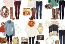 My virtual wardrobe / by Marie Taylor