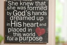 Bible verses & quotes / by Alejandra Reyna
