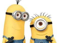 Minions! / by Kimberly Cadle