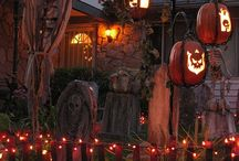 Halloween - Our Favorite / Halloween EVERYTHING!  / by Leslie Grabenstetter