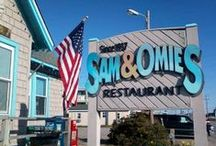 Outer Banks Restaurants / by Resort Realty Outer Banks