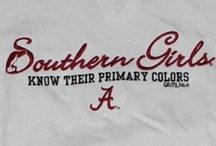 ROLL TIDE ROLL! / by Tam Strong