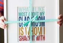 ~ Gift Ideas ~ / by Angela Bowen