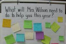 Classroom ideas / General classroom ideas...set up and organization / by Crestina DeSousa