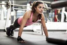 Vêtements et accessoires d'entraînement / by Plaisirs Santé Magazine