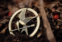 THE HUNGER GAMES / By Suzanne Collins / by ARIEL