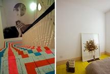 HOME * Déco inspiration * / Décoration intérieure pour ma petite maison / by Elodie Burini