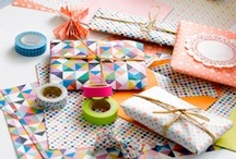 Packaging Arts / gift wrapping, tags, bows, fonts, and snail mail. / by Jaffrey Bagge