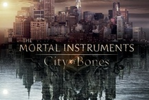 THE SHADOWHUNTER WORLD / By Cassandra Clare / by ARIEL