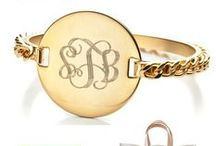 Monograms / Monogram it! Ideas for making all things with Monograms / by crafty texas girl