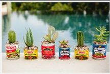 Projects Made with Recycled Items / re-make, re-use, upcycle  / by crafty texas girl