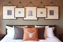 Bedroom Ideas / by Chanda Ciriacks Klinker