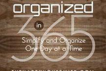 Organization / by Chris Langdon