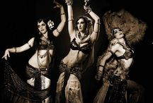 Tribal Fusion/Belly Dancing/exercise / by Amanda Brock-Shirley