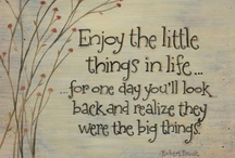 It's the Little Things / by Amanda Brock-Shirley