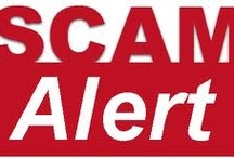 Scam Alerts / Scam Alerts you need to be aware of. For fast, up to date information follow us on Twitter at: