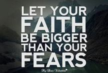 Faith and inspiration / by Cherrie Piee