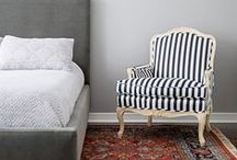 Patterned Chairs / by Jessica Hammer