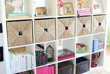 Organizing / by Jessica Hammer