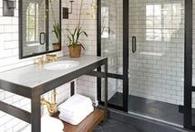Bathrooms / by Jessica Hammer