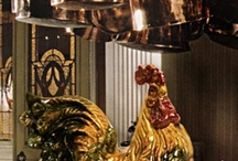 Decorating With Roosters / by Cindy Clark