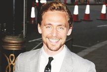 Tom Hiddleston / Hiddlestoner!  / by Adriana Rodriguez
