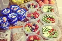 Go Healthy / by Caitlyn Hayes
