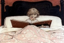 Bookworm Girl / Just a girl and her love of reading. / by Mary Elizabeth Caverly