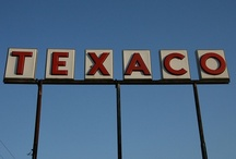 Texaco / by Teresa Cleland