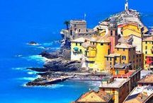 Dream-worthy Destinations / These are places that would be truly dreamy to visit / by Janaki Rao (Home From India)