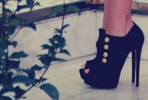High On Heels / by Krystal Ausage