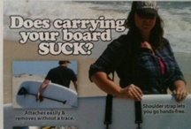 BarKnuckle / An EASY way to carry your SUP! http://www.barknuckle.com / by Jodi Steinhoff