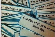 SLP Written Expression / by Amanda Driedric