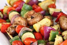 Food-Side Dishes / by Amanda Driedric
