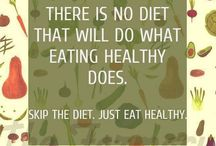Eat Healthy / nutrient dense foods, healthy recipes, clean eating...eliminating processed foods, ways to boost energy...healthy living...mind, body & soul. / by Cloptonpen Pen