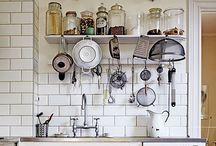 kitchen. / by Anna Swanson