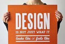 Design / Referências de design que a gente curte / by Plan B Comunicação