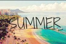 Summer Lovin' / #summer #love #sunshine #ocean / by Rae Quigley