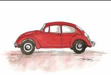 VW & Signs of Peace / by Teresa Rybczyk