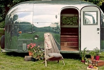 Trailers and Airstreams / by Liza DeCamp