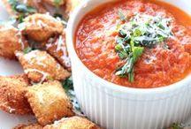 Soups & Appetizers / by Teresa Rybczyk