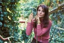 Natalie Wood  / Everything Natalie Wood: Natalie was born 07/20/1938 in San Francisco, California.  Her true name is Natalie Nikolaevna Zakharenko. She made 56 films for TV and the silver screen-she received 3 Oscar nominations before turning 25. Sadly she died at a young age of 43 11/29/1981 from a drowning accident.  / by Teresa Rybczyk