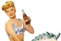 Lucille Ball / Lucille Desiree Ball was born August 06, 1911 in Jamestown, NY - she passed away April 26th, 1989 at age 77. She married Desi Arnaz in 1940 and had two children Lucie Arnaz born July 17, 1951 and Desi Jr born January 19, 1953. She divorced Desi in 1960 and married Gary Morton in 1961.  / by Teresa Rybczyk